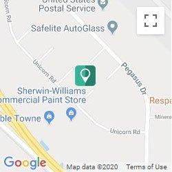 Bakersfield Office Map