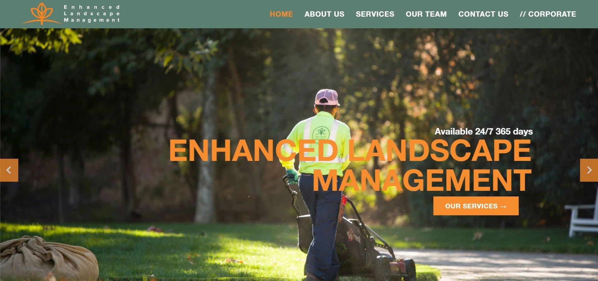 Enhanced Landscape Management Wallpaper