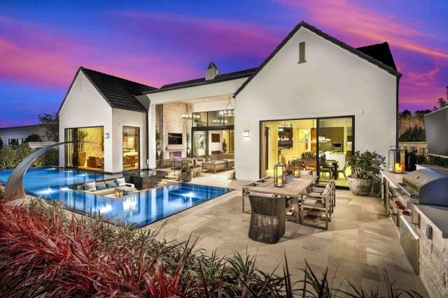 Single Family Model Homes