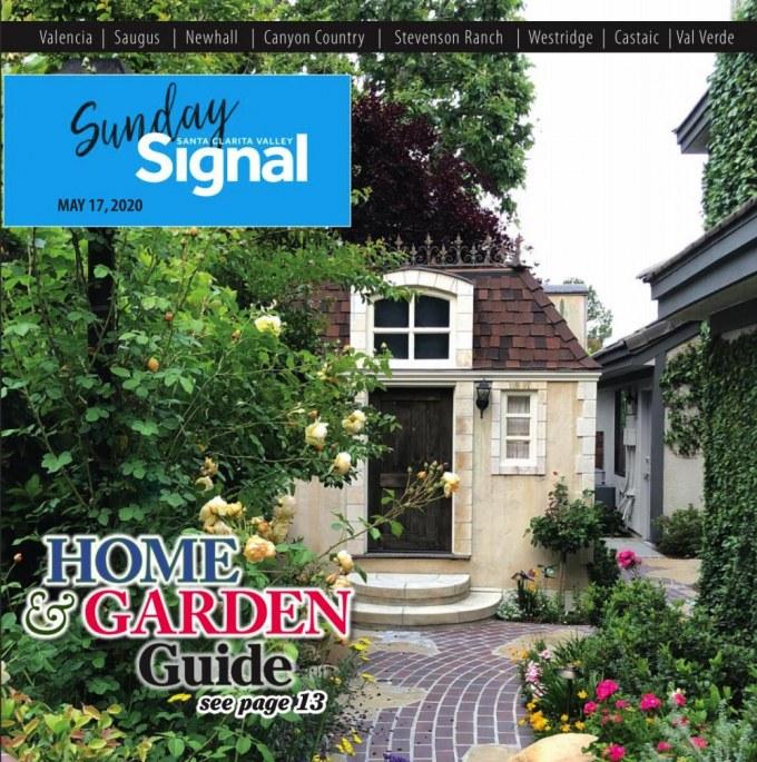 Sunday Signal, Home & Garden Guide Image