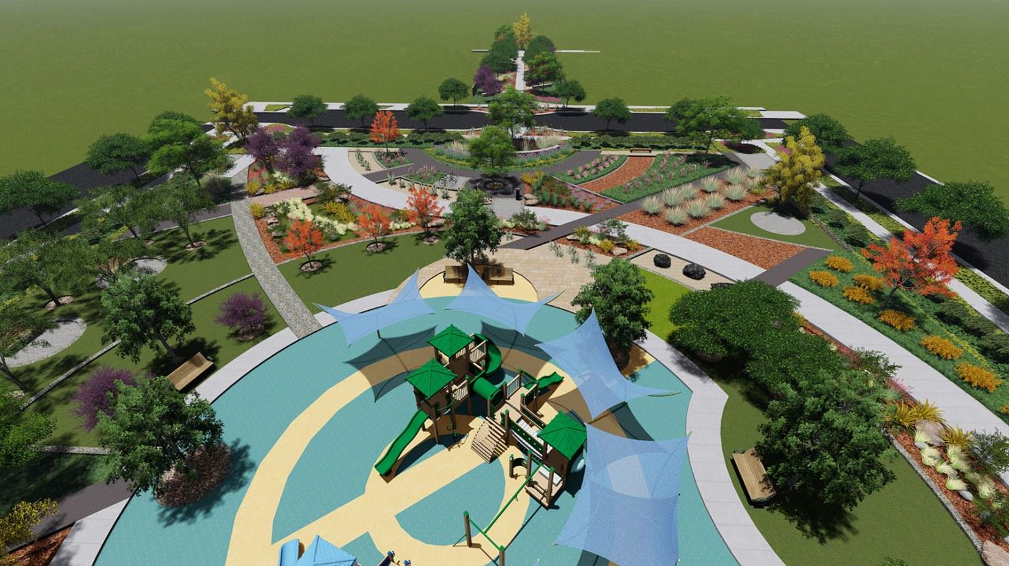Street Park Conceptual