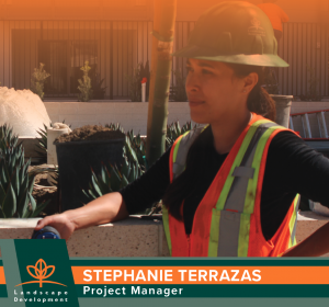 Stephanie Terrazas, Project Manager