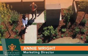 Annie Wright, Marketing Director