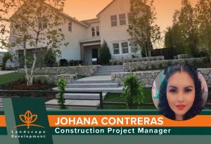 Johana Contreras, Construction Project Manager